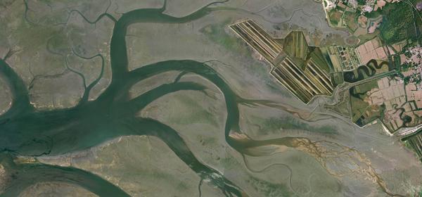 Fond d'écran Bassin d'Arcachon