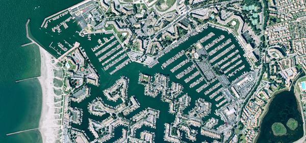 Fond d'écran Port Camargue