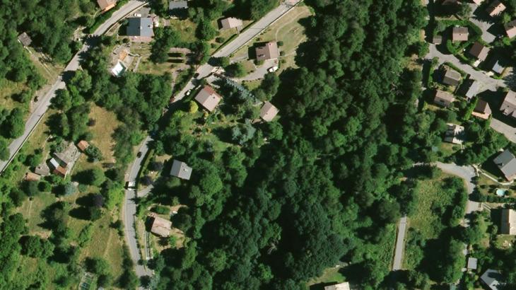 Commune de Saint-Martin-Vésubie le 5 juillet 2017