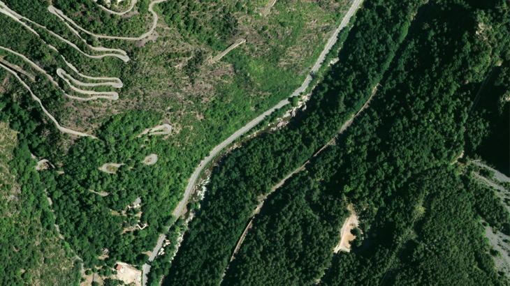 Commune de Fontan le 5 juillet 2017
